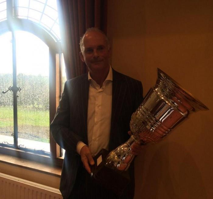 Rickards Cup Winner 2014 - Gary Digby